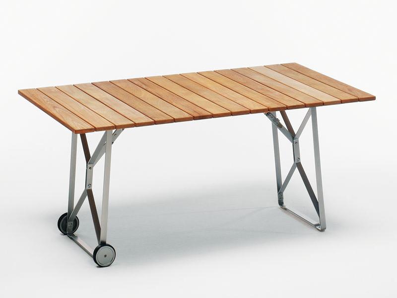 Balance tafel 160x90cm wit frame - Tafel nachtkastje balances ...