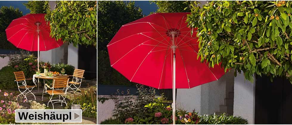 Tuinset parasol 2