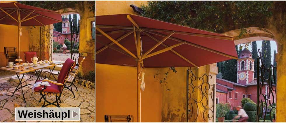 Tuinset parasol 3